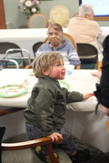 Pilot Kids' Night at the Mary Wade Home