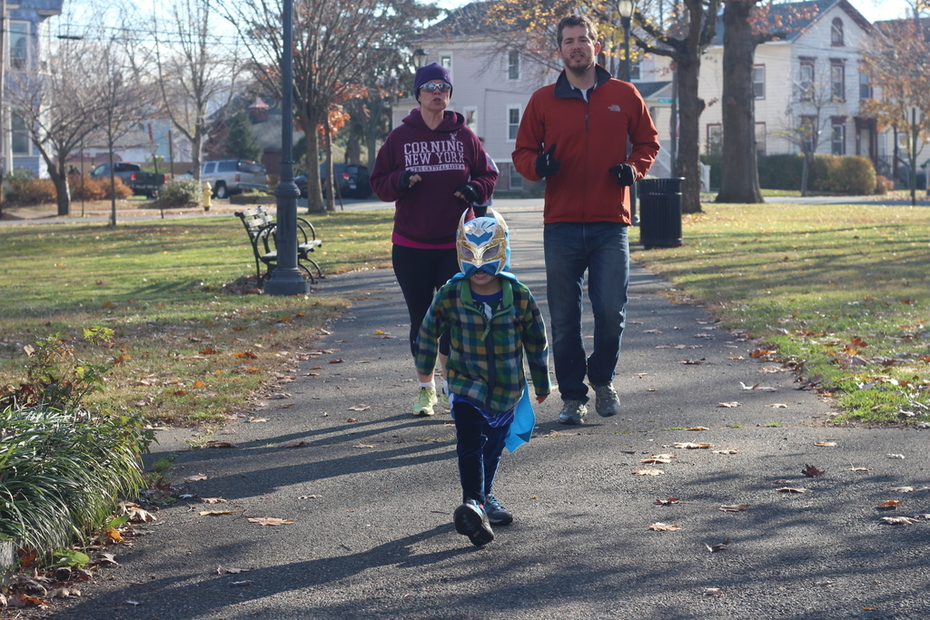 2015 Chatham Square Neighborhood Turkey Trot