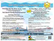 2016 FH Waterfront Weekend Poster