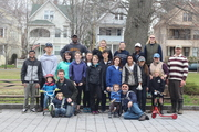 2016 Chatham Square Park Cleanup