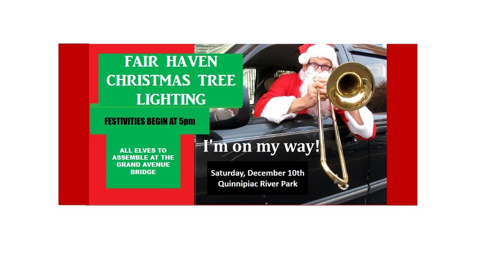 Tree Lighting Poster 2016