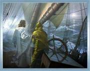 Jesus - Guides Us Through The Storms Of Life