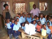 Tries of Campbell Orphan Children center Uganda