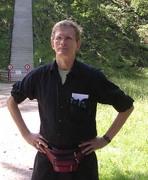 Kaldenbach in Kroller Muller bij de trap Kijk Uit!