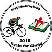 Cycle for Christ 2010 na MMC