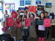 Family Art Workshop during half term