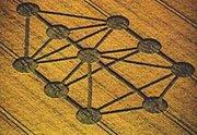 kaballah crop circle