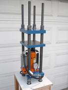 Athena 20-ton air assist press