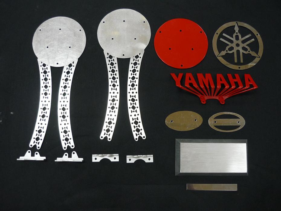Yamaha proj components