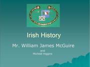 Billy McGuire Irish Sovereignty