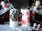 μοντέρνα  κεριά