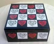 Το κουτί για τις χαρτοπετσέτες μου