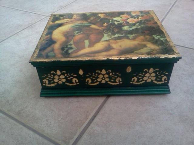 Αναγεννησιακό Κουτί