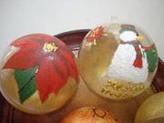 οι πετυχημένες χριστουγεννιάτικες μπάλες