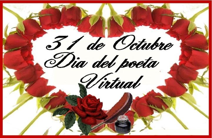 Resultado de imagen para Dia del poeta virtual