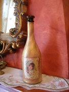 Μπουκάλι με εφέ μαρμάρου 2