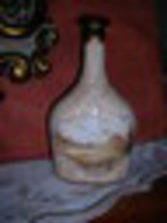 Μπουκάλι με εφέ μαρμάρου 4