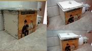 Ξυλινο κουτι για την κουζινα