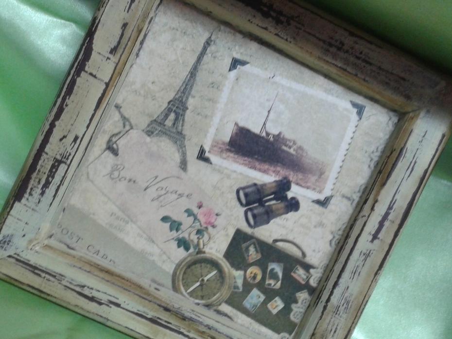 Καδράκι Paris