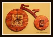 ποδηλατο Ρολόι για το Χριστοδούλειο Ιδρυμα Χαιδαρίου