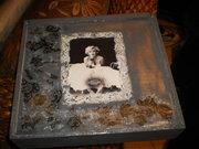 το κουτι με τη Merilyn!!!