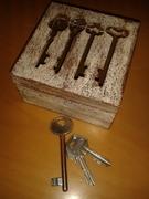 Φύλαξη κλειδιών