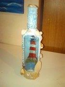 Μπουκάλια με θέμα θάλασσα 2017