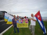 No a la Guerra, no a la guerra imperialista en Siria. Plataforma Canaria por la Paz y la Solidaridad