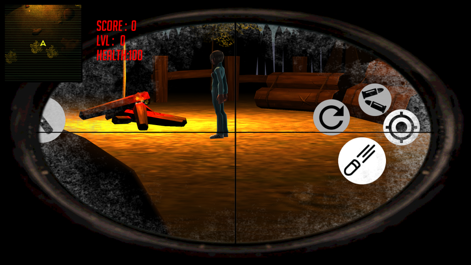 Lunatic Bandit Video Game App By Young Gifted Game Division_Pic 2