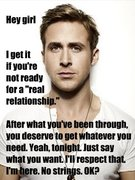 Ryan Gosling Hey Girl meme