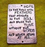 HOPE MATTERS!!!
