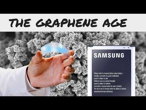 The Age of Graphene: Samsung's Revolutionary Battery Technology