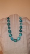 Turqoise stones &  silver beads