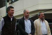 Inauguracion Segundo Tramo Av. Patricios