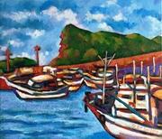Hoan-na-O Port 番仔澳漁港