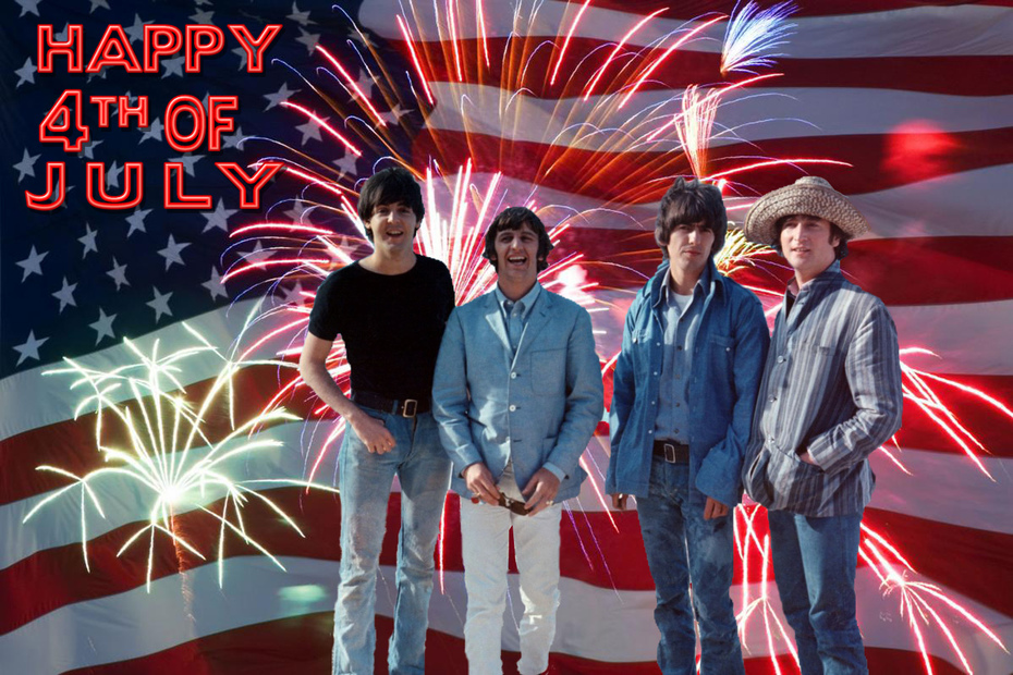 Have a Happy Fourth of July  :-)