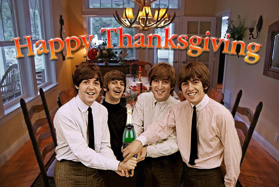 Happy Thanksgiving Everyone! :-)