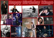 Happy Birthday Ringo - July 7, 1940 :-)