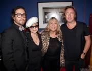 Sean, Yoko, Cynthia, Julian Lennon