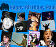 Happy Birthday Paul, June 18, 1942