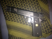 My airsoft arsenal