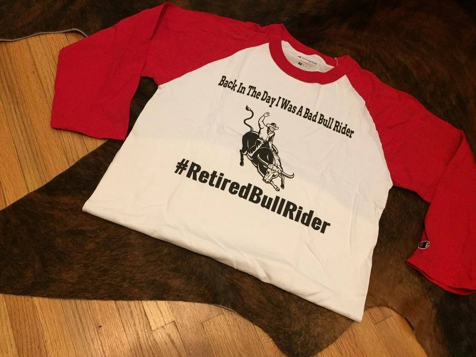 Back In The Day #RetiredBullRider
