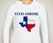 Texas Cowgirl Hoodie