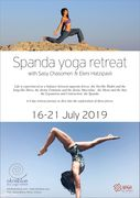 Spanda Yoga retreat with Sasy Chasomeri & Eleni Hatzipavli
