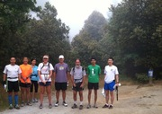 July 2014 Monthly Trail Run --- Purisima