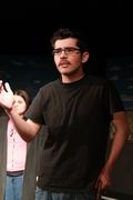 JuanCarlos (me) as Stephen Mead Johnson