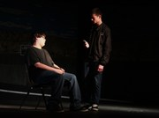 Julian as Aaron McKinney and Marcus as Rob DeBree
