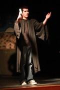 JuanCarlos (me) as Priest