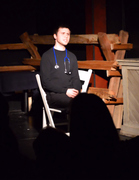 2014-04-05 The Laramie Project (82), Theatre Black Dog, Snoqualmie, WA