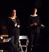 2014-04-05 The Laramie Project (51), Theatre Black Dog, Snoqualmie, WA